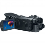 The Canon VIXIA HF G30 camcorder - quick internet video uploads.