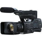 Sony NEX-EA50UH pro camcorder designed for cinematic event videography