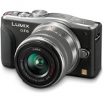 LUMIX GF6 - Wi-Fi® / NFC SMARTPHONE LINKED SOCIAL MEDIA DSLM CAMERA