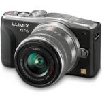 LUMIXGF6 - Wi-Fi® / NFC SMARTPHONE LINKED SOCIAL MEDIA DSLM CAMERA