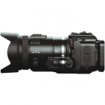 The new JVC GC PX100 Camcorder for Pro and Prosumer Video Capture