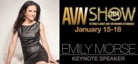 Emily 'Sex With Emily' Morse To Deliver Keynote at 2014 AVN Show