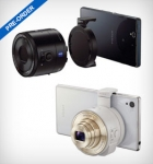 Sony Rolls out New Lens Style Cameras for SmartPhones