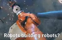 Cool tech video - This Robot Arm Can Make 3d-printed Parts for Itself
