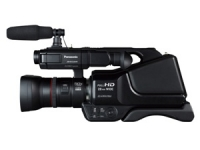 Panasonic ships new shoulder mounted AVC CAM camcorder