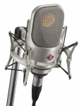 Neumann announces new studio microphone: The TLM 107 large diaphragm microphone.