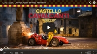 "PRADA presents ""CASTELLO CAVALCANTI"" by Wes Anderson"