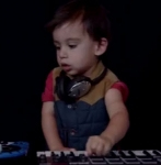 "Toddler DJ - The Mast Music Video - ""So Right"""