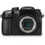 LUMIX GH4 DSLM WITH 4K VIDEO RECORDING CAPABILITIES