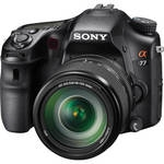 Sony launches α77 II Interchangeable Lens Camera
