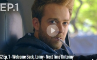 "Check out the new season of ""Next Time on Lonny"""