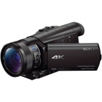 What is inside a HD camcorder?