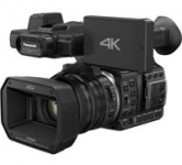 Panasonic's new 4K  Camcorder for consumers and businesses