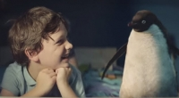 Check out the new John Lewis Christmas video - Monty the Penguin