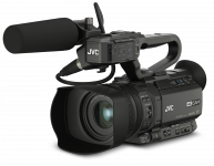 JVC Rolls Out 3 new Affordable 4K Video camcorders