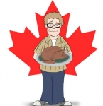 Seth Rogen's Jewish Canadian American Thanksgiving