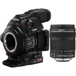 New Canon C100 Mark II Professional Camera Kits now available for Order