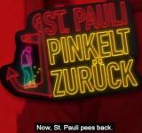 St. Pauli's Walls Pee Back