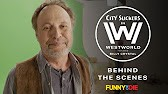 Billy Crystal guests stars on WestWorld Parody