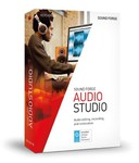 SOUND FORGE Audio Studio 12 - new and improved audio editing software