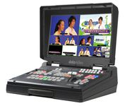 Datavideo launches new 6 channel HD portable video streaming studio